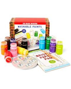 Washable Paint Set (Set of 12)