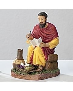St. Matthew, Patron of Accountants, Bankers, and Finance Professionals Figurine