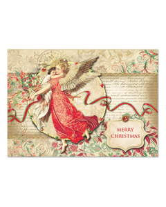 Florentine Angel Boxed Holiday Cards