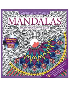 Color With Music: Mandalas Color Your Way To Calm