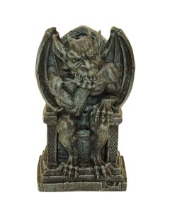 Gargoyle on Throne