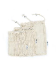 Mesh Reusable Produce Bag (3 Pack)