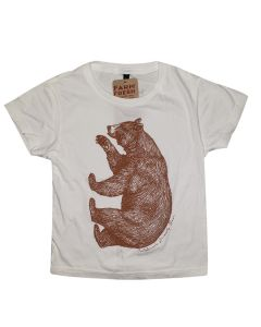 Youth Grizzly Bear Tee