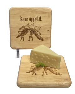 Bon Appétit Dino Cheese Board