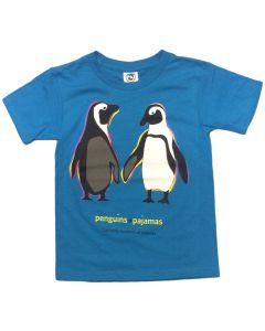 Kid's Penguins and Pajamas Tee