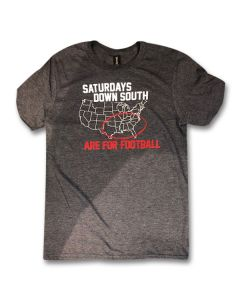 Adult Saturdays Down South T-Shirt