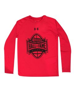 Youth UA Tech® College Football Hall of Fame Long Sleeve