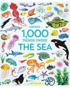 1,000 Things Under the Sea