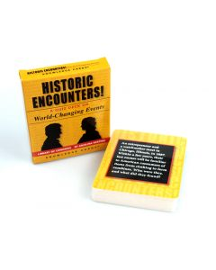 Historic Encounters Quiz Deck