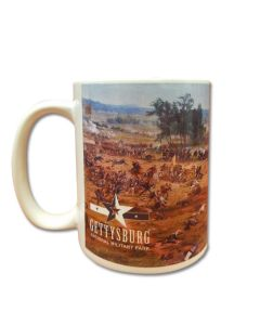 ''Pickett's Charge'' Cyclorama Mug