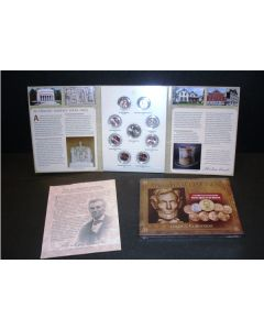 Collectors Coin Set - Lincoln Legacy Edition