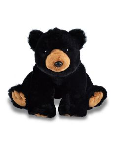 12'' Black Bear Plush
