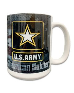 Duty, Honor, Courage Mug