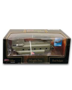 Limited Edition CH-47 Chinook Helicopter 1:60 Scale