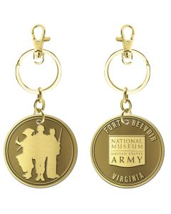 National Museum of the United States Army Keychain