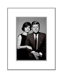 John and Jackie 8 x 10 Matted Print