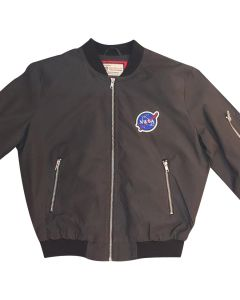 Ladies NASA Bomber Jacket