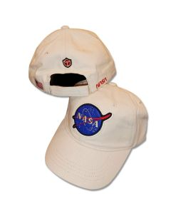 Adult NASA Stone White Cap