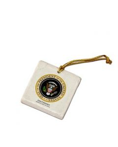 Presidential Seal Marble Ornament