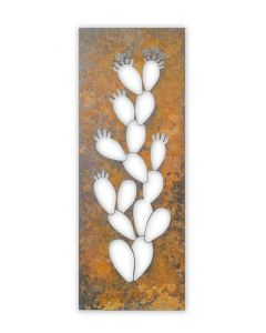 Prickly Pear Oxide Panel-Medium