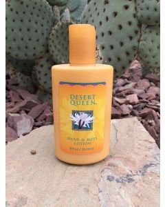 Desert Queen Hand and Body Lotion