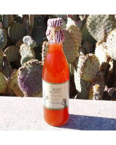 Prickly Pear Salad Dressing