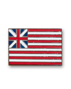 Grand Union Flag Pin