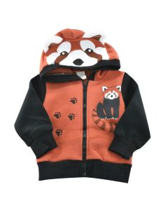 Toddler Red Panda Hoode