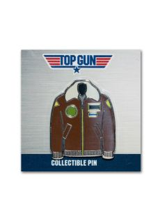 Top Gun Bomber Jacket Pin