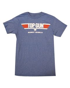 Adult Top Gun USS Midway T-Shirt