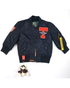 Youth Top Gun® Kids MA-I Tomcat Bomber