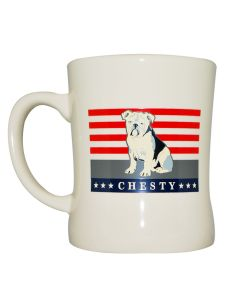 Chesty the Bulldog Mug