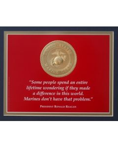 Reagan Quote Print