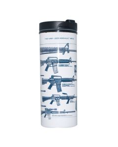 The M16-223 Assault Rifle Travel Mug