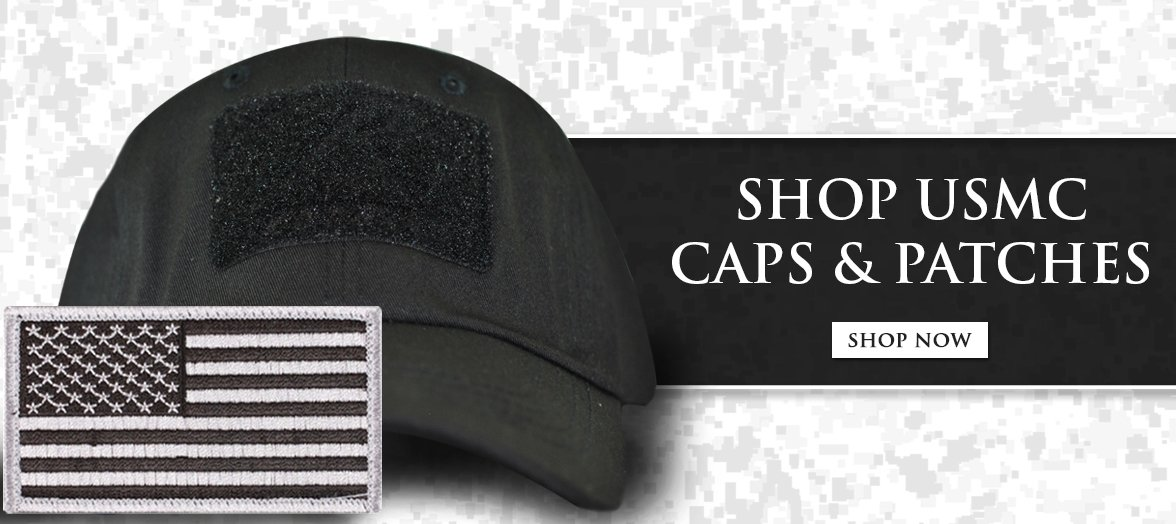 Shop Caps and Patches