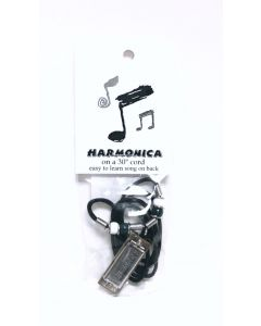 Harmonica Necklace
