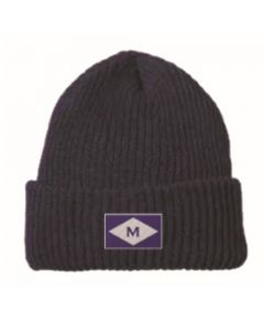 ''M'' Burgee Watch Cap